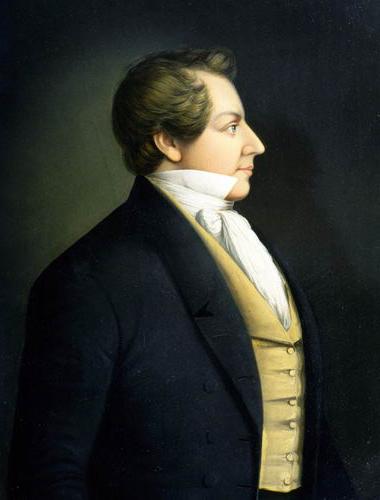 Joseph Smith. Mórmons.