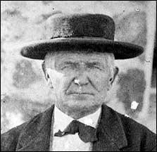 John D. Lee, filho de Brigham Young pela lei da adoção
