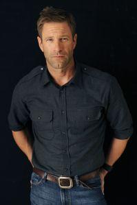O ator Aaron Eckhart