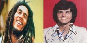 Bob Marley e Donny Osmond