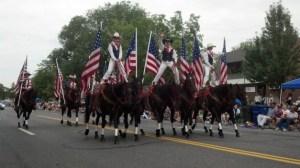 Desfile do Dia dos Pioneiros. Foto: fox13now.com