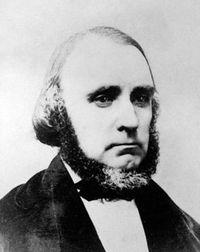 William Clayton redigiu as atas do Conselho dos Cinquenta