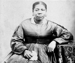Jane Elizabeth Manning James (1822 –1908)