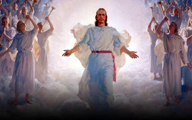 Jesus Mórmon