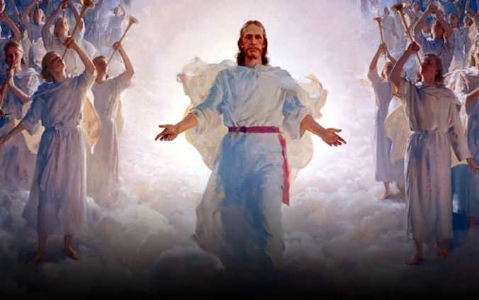 Jesus Condena Doutrina do Casamento Eterno