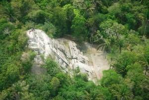 Visão Aérea do Templo da Lamanai