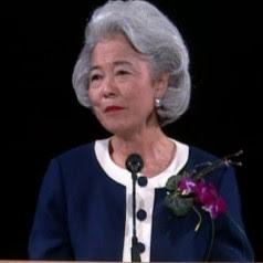 Chieko Okazaki, Primeira Conselheira na Presidência Geral da Sociedade de Socorro (1990-1997)