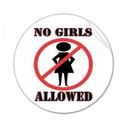 Meninas Não Permitidas