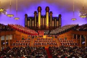 Primeiro fim de semana de abril é tempo para Conferência Geral da Igreja SUD