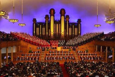 Centro de Convenções de A Igreja de Jesus Cristo dos Santos dos Últimos Dias