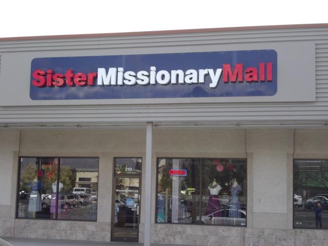 Shopping missionário
