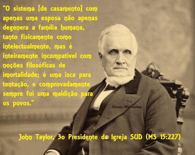 John Taylor Poligamia