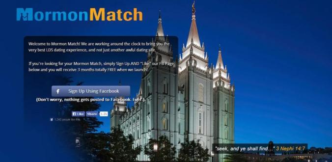 mormon-match
