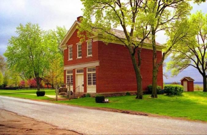 Casa de Tijolos Vermelhos