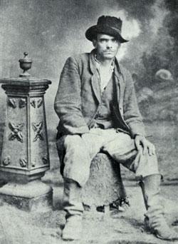 B. H. Roberts com disfarce (1884)