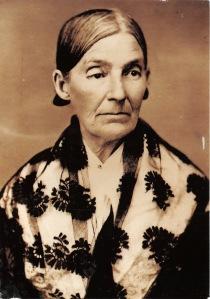 Emma Smith, na década de 1870.