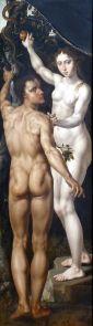 Adão e Eva, de Maarten van Heemskerck