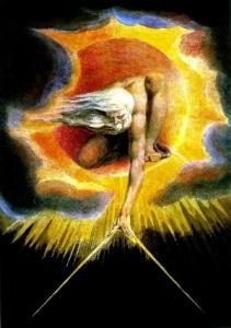 O Ancião de Dias, de William Blake.