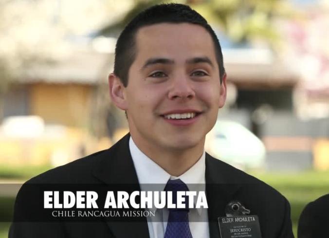 Famoso cantor David Archuleta serviu sua missão de tempo integral no Chile