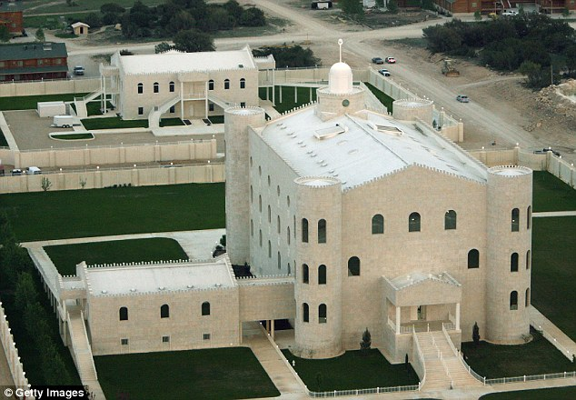FLDS Texas templo 1