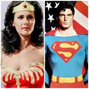 Mulher-Maravilha & Superman