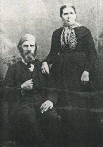 Lyman e Harriet Wight