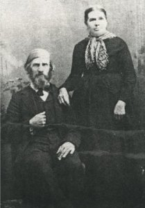 Lyman e Harriet Wight