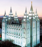 Templo de Salt Lake.