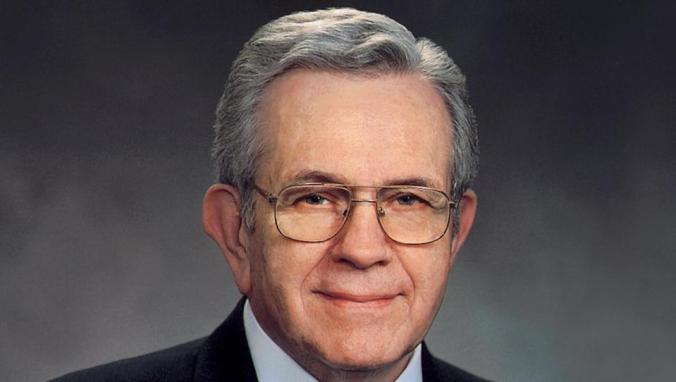 Boyd K Packer