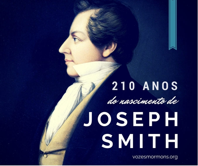 Joseph Smith. Mórmons. Mormonismo. Citações. Artigos.
