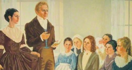 Joseph Smith Sociedade de Socorro