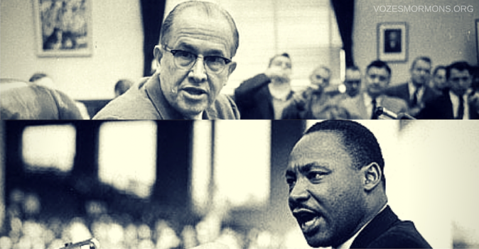 Ezra Taft Benson: Quem Era Martin Luther King