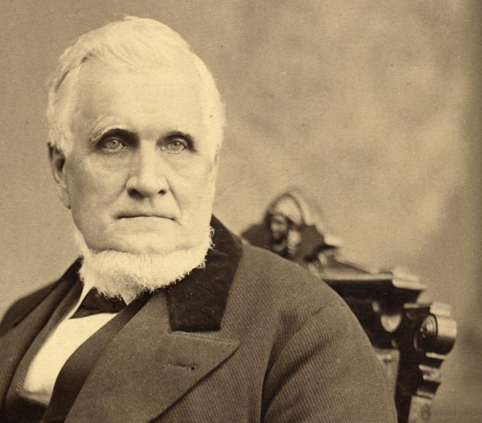 John Taylor, Apóstolo (1838-1880) e Presidente (1880-1888) d´A Igreja de Jesus Cristo dos Santos dos Últimos Dias