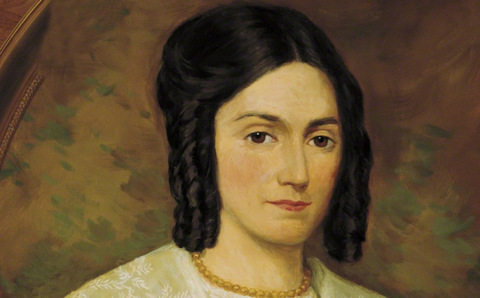Retrato de Emma Smith (Cortesia dos Arquivos SUD)