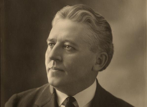 Melvin Joseph Ballard, Apóstolo da Igreja SUD (1919-1939), avô do Apóstolo M. Russell Ballard.