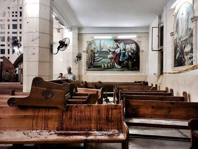 cristãos coptas egito