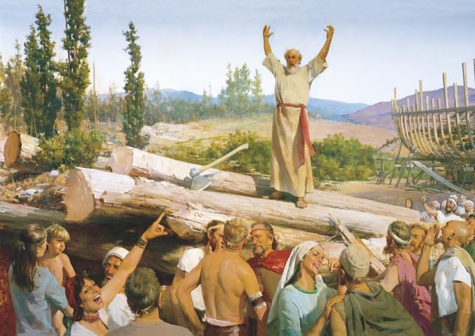 Arca Noé Geologia Criacionismo Bíblia