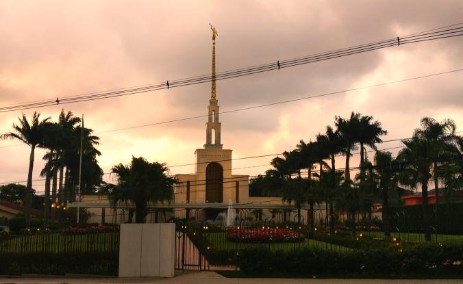 Presidência da Área Brasil Responde a Eventos de Santa Catarina