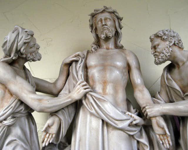 Jesus Páscoa Violência Sexual